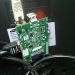 Raspberry Pi deployed to production